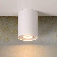 Lucide Tube Spot rond Paris 11ème, Spot Plafond, Indoor Wall Lights, Led Lampe, Interior Lighting, Lighting Ideas, Toilet, Modern, Home Decor