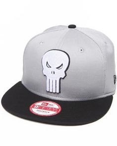 Love this Punisher Side Badge 950 Snapback Hat by New Era on DrJays. Take a d41ea9a6fbf4