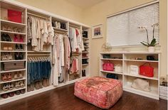 A Perfect Closet For A Young Fashion Blogger