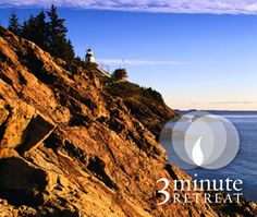 Recognize the Sacred 3 Minute Retreat