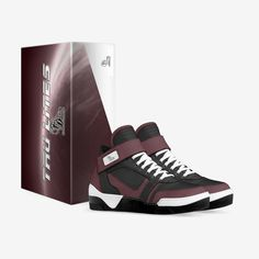 d5cb2b77d9 Cutting-edge design This hi-top sneaker is inspired by futuristic themes.  The
