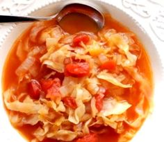 Tomato Cabbage soup is a nutritious and delicious vegetable soup. People have been using the cabbage soup and tomato soup diet to lose weight for many years