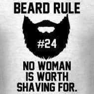 No woman