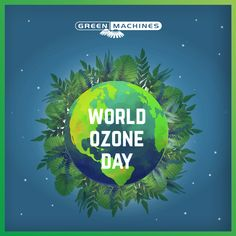 Eco-friendly, greener future technologies City Clean, Ozone Layer, International Day, Eco Friendly, Layers, How To Apply, Future, Green, Layering