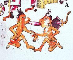 La Homosexualidad en la America prehispanica