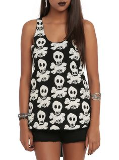 Oh, man...this All Time Low tank top.