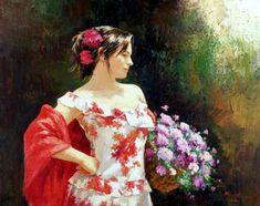 картина художник Jose Miguel Roman Frances -06