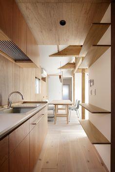 House for 4 Generations,© Satoshi Shigeta