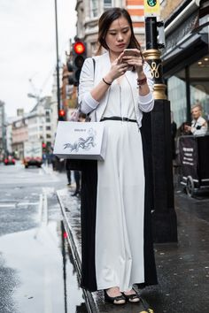 Fashion Week de Londres, Jour 1