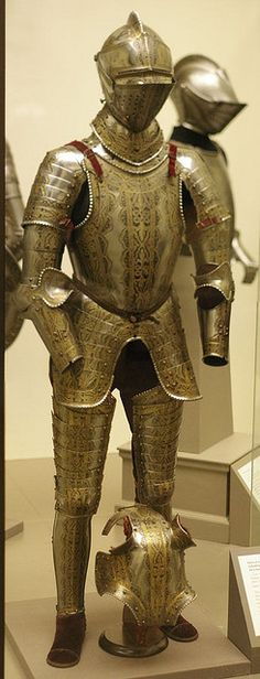 Armour of Kaiser Maximilian II