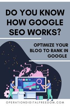 Is your blog having trouble gaining organic traffic on Google? Did you know you can optimize your website using simple tricks to increase your visibility on google? Learn how you can increase your views by optimizing your website. SEO is a necessity for beginner and professional bloggers. Seo Marketing, Digital Marketing Strategy, Internet Marketing, Online Marketing, Content Marketing, Affiliate Marketing, Money Making Websites, Make Money Blogging, Website Optimization