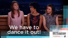 Grey's Anatomy - YES!