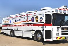 Texas Department of Emergency Management (TDEM) State Response Activation Exercise American Ambulance, Ems Ambulance, Military Store, Old Police Cars, Led Logo, Texas Department, 1st Responders, Lighting Logo, Fire Equipment