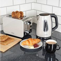 85232fdd4bc8 Igenix IGPK09 Breakfast Set, Kettle and 2 Slice Toaster Review,Igenix  IGPK09 Breakfast Set
