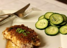 Click and Cook Recipes: Wasabi and Panko-Crusted Pork with Gingered Soy Sauce Wasabi Recipes, Soy Sauce, Freezer, Zucchini, Pork, Cooking Recipes, Menu, Dishes, Chicken