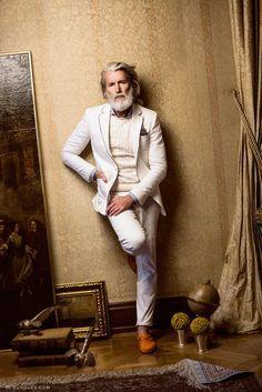 Men's Vogue - Aiden Shaw