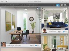 Interior Design Business, Best Interior Design, App Design, Experiment, Project Ideas, Furniture, Home Decor, Colors, Products