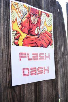 Free Printable for Superhero Games - Paixão Designs