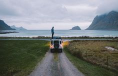 Land Rover Defender 110 Td4 Sw traveling to adventure...control landscape site - strohl_norway2