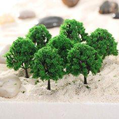 Cómo hacer los mejores árboles para tus maquetas con materiales caseros - Noticias de Arquitectura - Buscador de Arquitectura