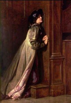 John Collier - The Sinner (1904)