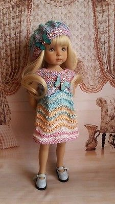 outfit-for-dolls-13-littie-darling-Dianna-Effner. SOLD for $73.00.