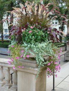Street Planter-Chicago