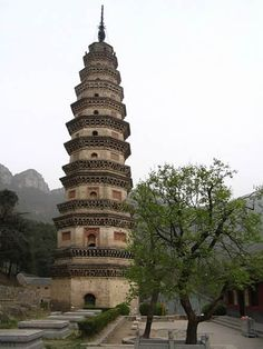 Pagoda Forests – True Wonders of China - China culture