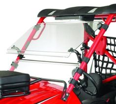 UTV Headquarters - Kawasaki Teryx 750 Full Tilting Windshield