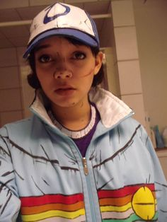 Clem cosplay