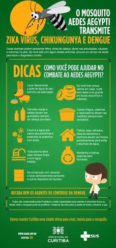 Dicas contra o mosquito AEDE AEGYPTI. #nãodengue #aquinãoaedes
