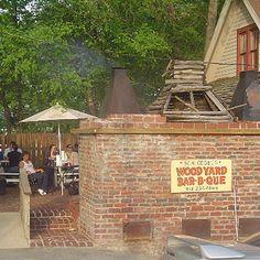 Woodyard Bar-B-Que, Kansas City, KS: fantastic burnt end chili, ribs and brisket.