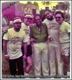 Cheo Feliciano Comparte Con Richie Marrero, Oscar Hernández, Ralph Irizarry & Eddie Montalvo