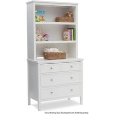 Ensure that your child's furniture is safe and sturdy with this Delta 3-drawer dresser, which comes in five different colors to match any room decor perfectly.  Better Homes & Gardens receives a commission for purchases made through the link on this page.