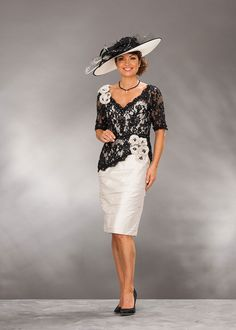 Ian Stuart fitted dress only 9891 - Catherines of Partick