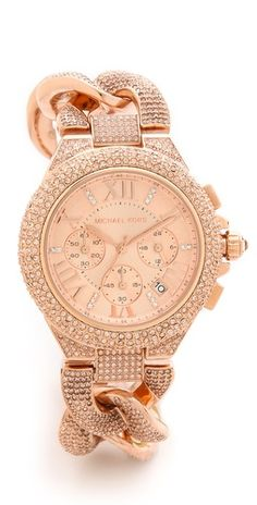 ....mk watch of my dreams....why must you be so expensive?!? @H Kaitoula Tou Rodolfou Maslarova