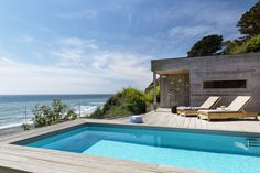 A luxury beach house in Seaton, Cornwall offering sea views, private hot tub and swimming pool