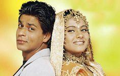 Rahul and Anjali in Kuch Kuch Hota Hai (1998)