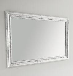 #Eban #Spiegel Maya | #Glas und #Holz | im Angebot auf #bad39.de | #Badmöbel #Bad #Badezimmer #Einrichtung #Ideen #Italien
