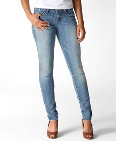 Levi's Modern Bold Curve Skinny Jeans - Glory Blues - Modern Low Rise Skinny