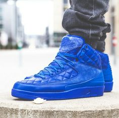 "Just Don x Air Jordan 2 ""Quilted"""