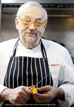 Chef Pierre Koffmann was born in Gascony France and  is one of Britain's great chefs.