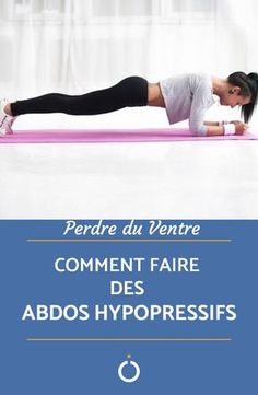 Do you want to lose belly fat from home? - Do you want to lose belly fat from home? Nothing like hypopressure abs exercises to lose belly at h - Yoga Gym, Yoga Fitness, Workout Fitness, Body Training, Yoga Positions, Lose Belly Fat, Fun Workouts, Core Workouts, Pilates