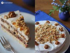 sauerrahm walnuss torte rezept