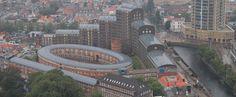 Wjazd na wieżę widokową Haagse Toren