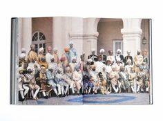 Guests at the Golden Jubilee of Maharaja Jagatjit Singh of Kapurthala, 1927 Photo courtesy of Assouline