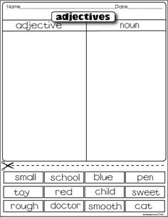 I've hit the mother load with this great post from the Lesson Plan Diva. Freebies include sheets on: silent e, synonyms, verb tense, adjectives, singular and plural nouns, pronouns  and even more!!:
