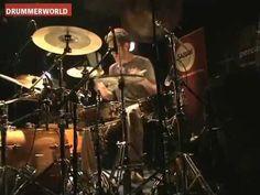 Jojo Mayer Amazing Drumsolo Godlike