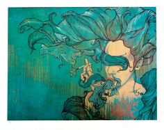 Brandon Boyd's Spilling/Spinning on Poster Child Prints : I have this tattooed on my arm! no color yet...