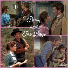 Roberta Shore Betsy and Randy Boone and Gary Clarke Steve Hill and Doug McClure Trampas and James Drury The Virginian Doug Mcclure, Clint Walker, James Drury, Cowboy Girl, The Virginian, Tv Westerns, Cowboys And Indians, Hazel Eyes, Great Movies